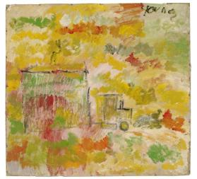 THEME: SELF-TAUGHT AND FOLK ART