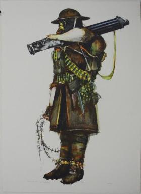 Sharpshooter 76/Doughboys from the series Sharpshooters