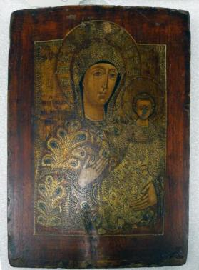 Icon of the Virgin of Smolensk (South Russia)