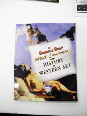 Guerrilla Girls' Bedside Companion History of Art